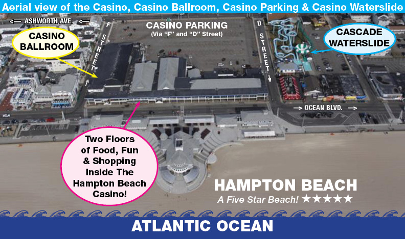Hampton beach casino ballroom events 2018