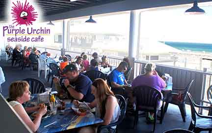 Hampton Beach Casino Purple Urchin Seaside Restaurant