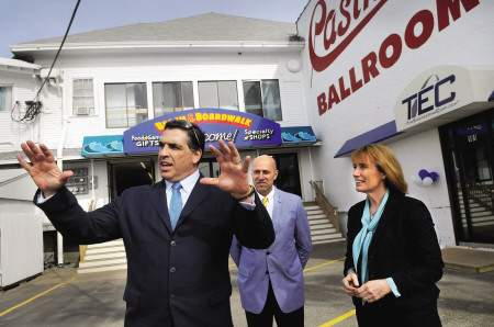 Sal Lupoli brings change to Hampton Beach Casino